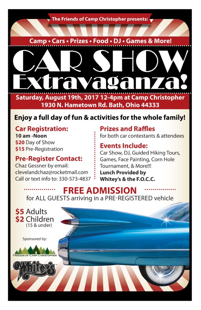 Car Show Extravaganza Catholic Charities Diocese Of Cleveland - Car show games
